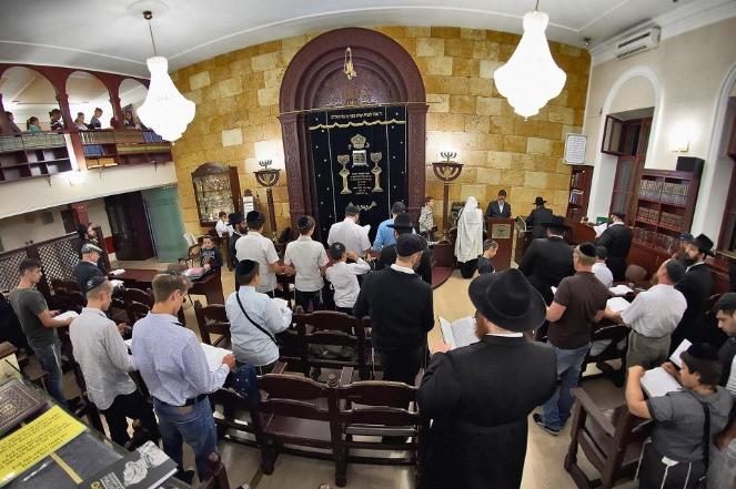 Chabad Shul Еврейская община Хабад Одесса Chabad Odessa